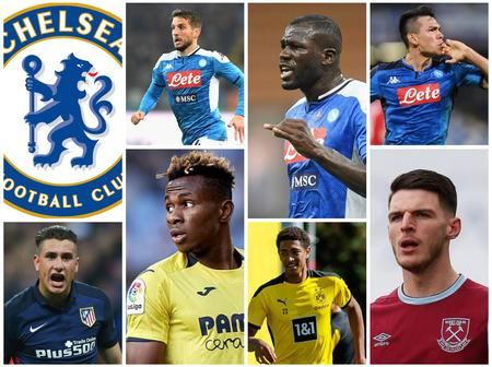 Giroud to leave, a new defender eyed, Mertens opportunity and all latest Chelsea FC transfer news