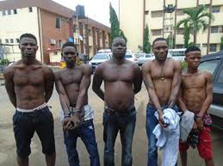 Mopol Arrests 5 Kidnappers Suspects In Lagos