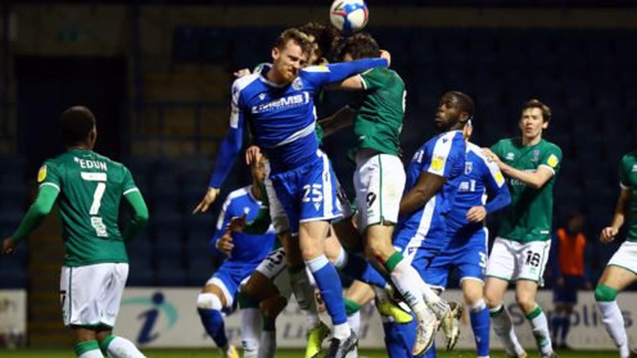 Robbie Cundy could return for Gillingham when they take on Shrewsbury