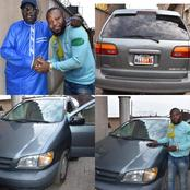 Popular Islamic Singer, Ibraheem Labaika, Gifted A Car By Local Government Chairman, Fatal Ajidagba