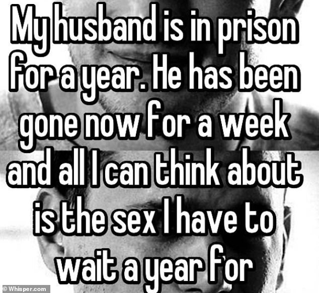I'M Having Sex With Other Women - Wives Of Prisoners Reveal How They're Coping With Their Husbands In Jail