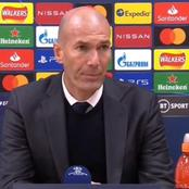 When Zidane Was Asked About Facing Chelsea In The UCL Semi-final, Here's What He Said