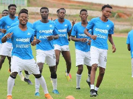 Ghana Premier League: Inter Allies 1-0 Eleven Wonders