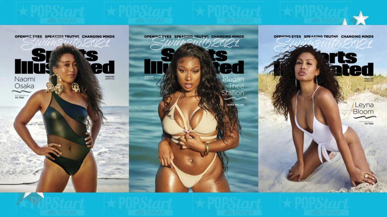 Sports Illustrated reveals its swimsuit cover stars, including 1st transgender model