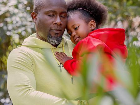 Tedd Josiah proves that he a great single parent; See his amazing father-daughter moments [Photos]