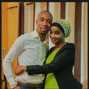 Citizen TV Power Couple That Have One Of The Best Dressing Mode.