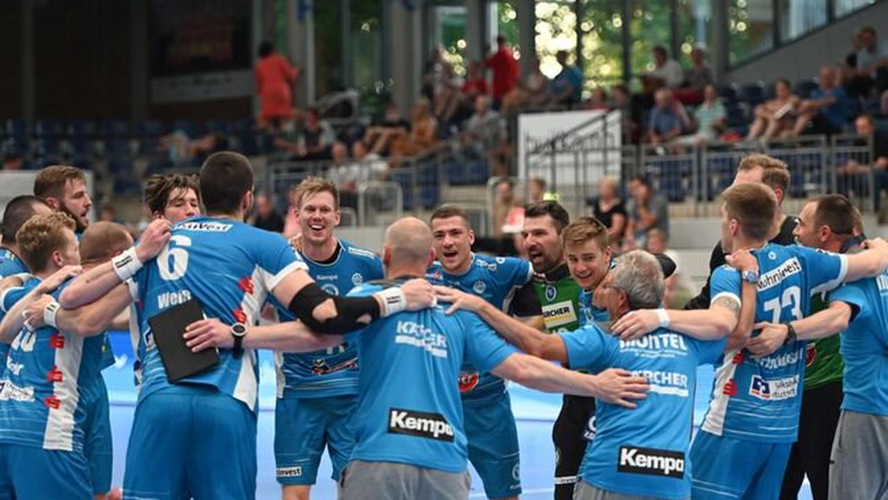 Nach 29:26-Sieg in Nordhorn: Der TVB Stuttgart hat den Ligaverbleib so gut wie sicher
