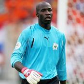 Jean-Jacques Tizié, l'un des meilleurs gardiens de la Côte d'Ivoire et même voire d'Afrique