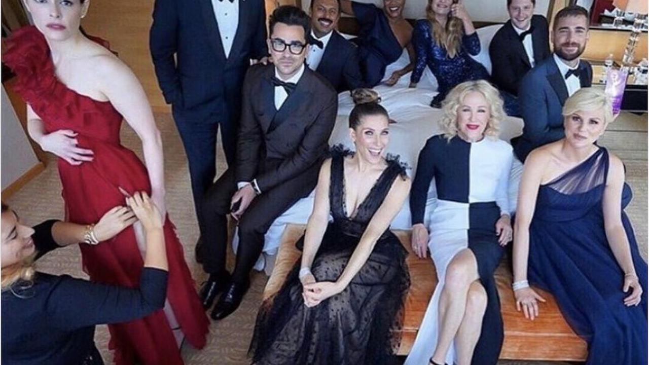 How a 'Schitt's Creek' character stirred debate about actors faking accents and Hollywood's diversity