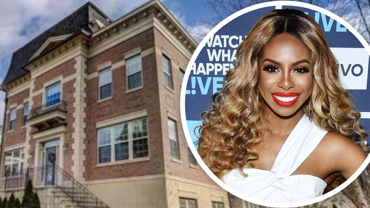 Real Housewives of Potomac's Candiace Dillard sells Maryland townhouse