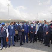 La Côte d'Ivoire réceptionne 50 000 doses de Vaccin AstraZeneca du gouvernement indien