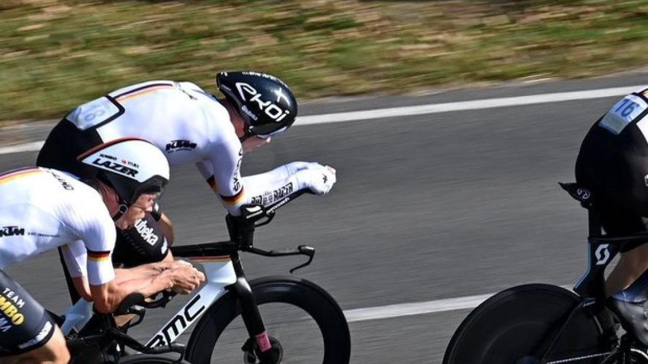 Radsport: Traumabschied für Tony Martin - WM-Gold im Mixed-Zeitfahren