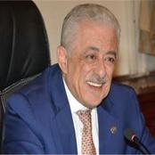 وزير التعليم يفجر مفاجأة بشأن إصابات كورونا في المدارس.. والأهالي :