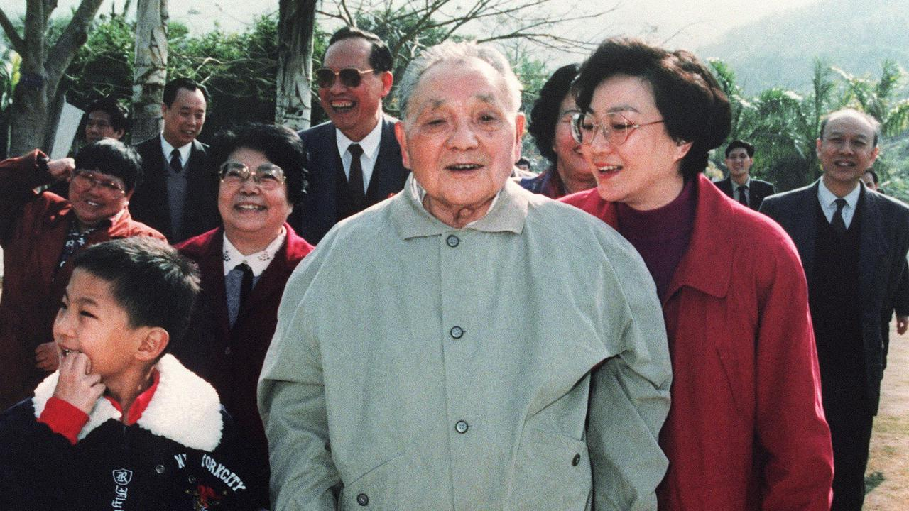 Revisiting Deng Xiaoping's tour that saved China's Communist Party