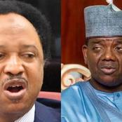 I Spoke With Zamfara State Govt Official Over Abducted School Girls And This What He Told Me - Shehu Sani