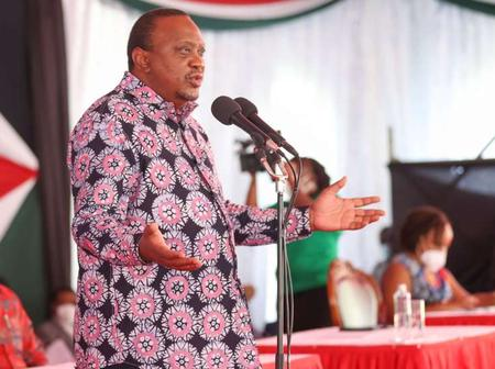 'DP Ruto Abuses and Undermines Me,' MP Leaks Uhuru's Message to Leaders in Sagana (VIDEO)
