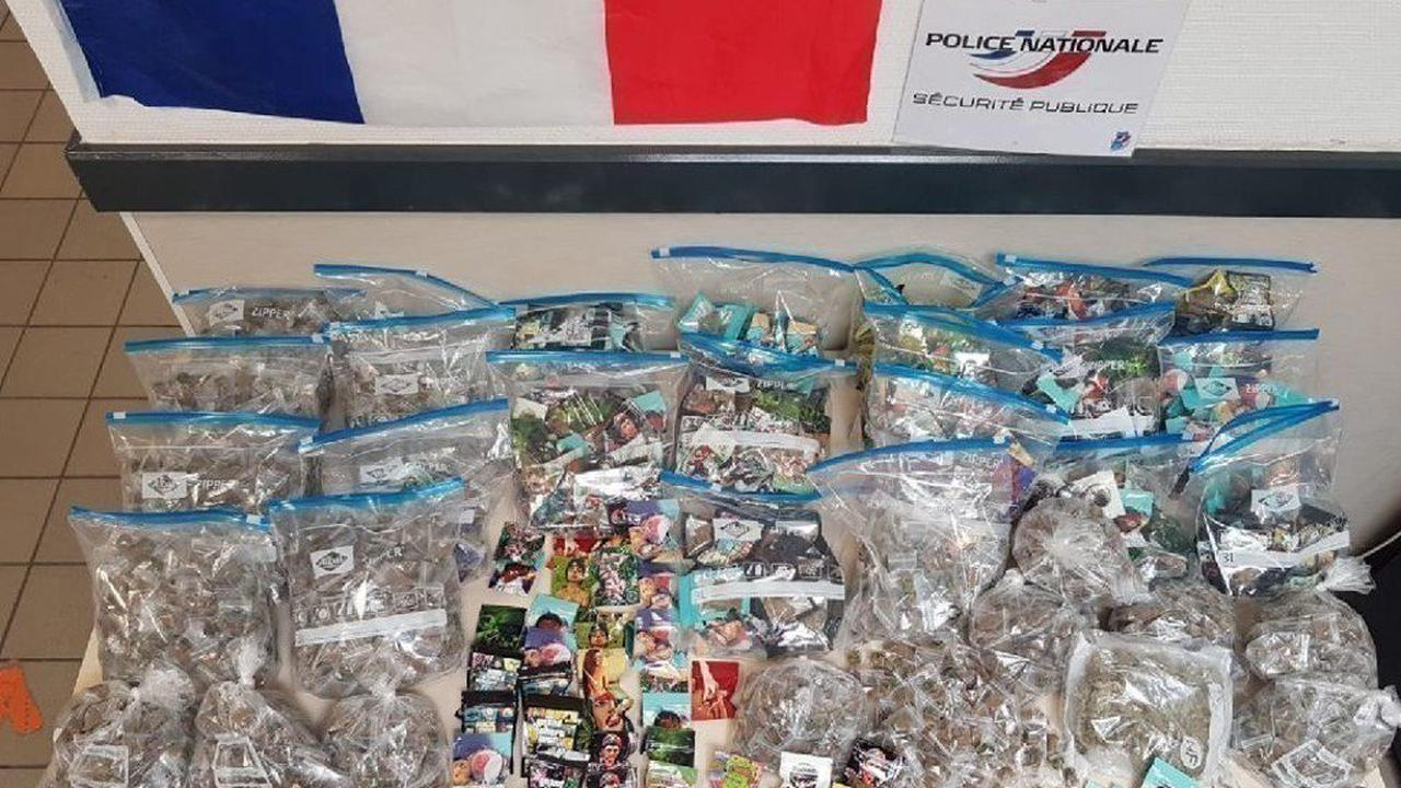 Melun: la justice condamne 9 prévenus impliqués dans un très lucratif trafic de drogue