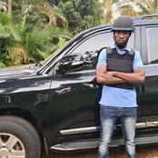 Bobi Wine Goes To Court Seeking An Order Stopping The Impounding Of His Luxurious Armoured V8 Car