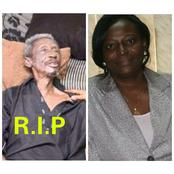The Veteran Actor That Just Passed Away, See Photos Of His Wife Who Is Now A Widow