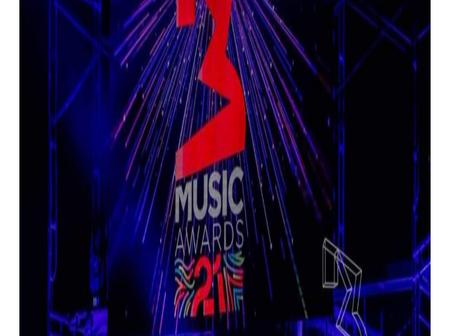 3 music awards 21 full winners