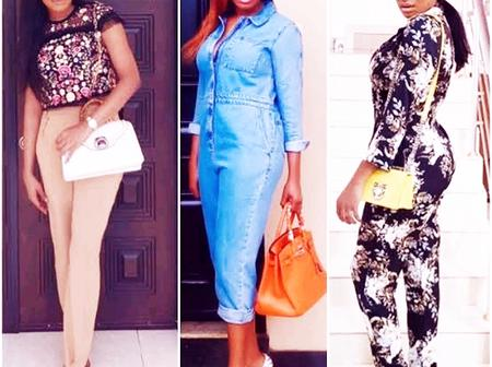 Fashion Styles: See Trending Fashion Styles Rocked By Chika Ike