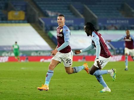Ross Barkley is doing well at Aston Villa
