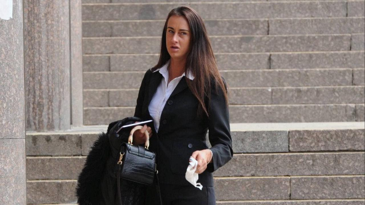 Drunk mum, 31, sank her teeth into woman's nose in taxi queue row scarring victim for life but is spared jail