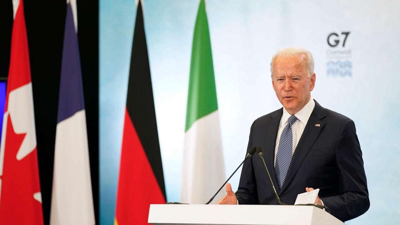 Biden seeks working-class support for foreign policy: The Note
