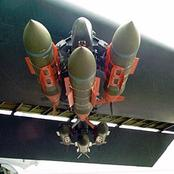 The US Dropped Just Seven Joint Direct Attack Munition Guided Precision Bombs On Iran Backed Militia