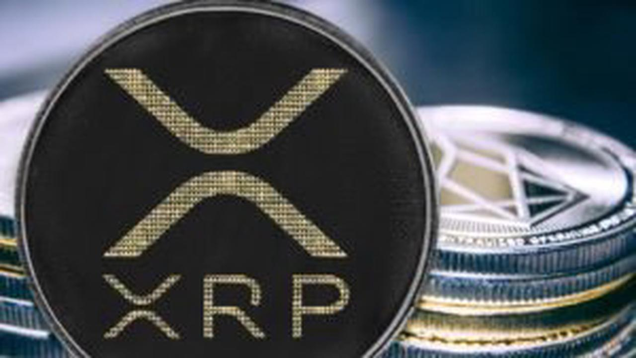 Cryptocurrency XRP tumbles 19% as Coinbase exchange moves to suspend trading
