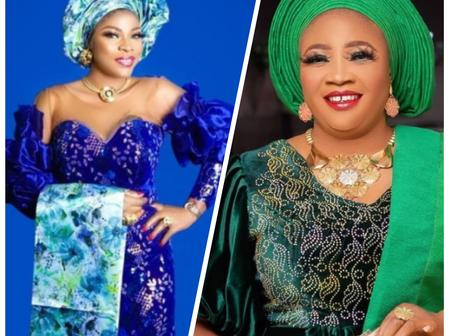 Popular Yoruba Actresses Celebrating Their Birthday Today