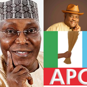 Today's Headlines: Another PDP Chieftain Joins APC, Atiku Congratulates PDP Officials On The Election of 23 Officials In North-Central