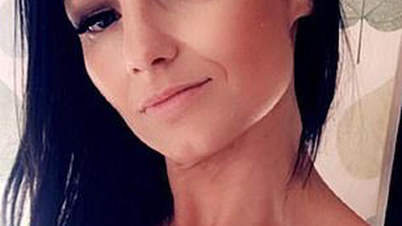 Glamour model is left scarred for life after friend stabbed her in the face with a screwdriver in row over money
