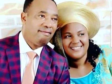 Happy 49th Birthday to Chioma Jesus, see pictures of her husband and daughter