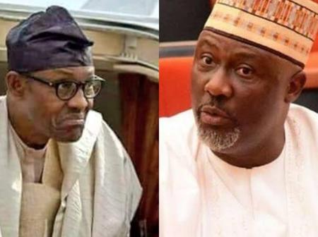 See What Dino Melaye Told Buhari To Do As Mr. President Proceeds On Medical Trip in London