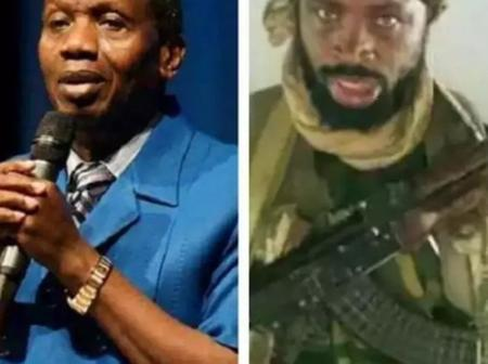 Boko Haram: Now That Shekau Is Said To Be Seriously Sick, This Adeboye's Prophecy May Be Coming True