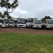 Renouvellement du parc automobile : 19 véhicules remis aux transporteurs de la région de la ME