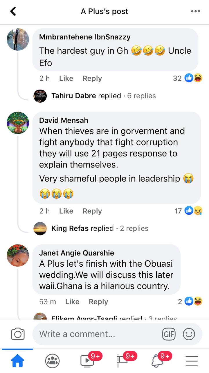 2f3de68343434bca9a997d4e0253ab76?quality=uhq&resize=720 - Former AG, Daniel Yaw Domelevo Replies Nana Addo's 21 Page Letter With A Single Word, Ghanaian React