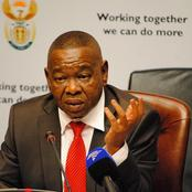 Blade Nzimande Briefs SA higher Education Plans for 2020
