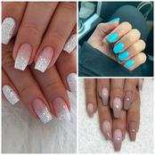 Creative Simple Nail Arts You Can Fix By Yourself At Home