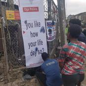 Oga police, you like as your life dey so: Nigerian youths move to the next stage of #EndSars protest