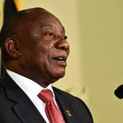 President Cyril Ramaphosa To Adress The Nation At 20:00