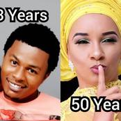 10 Nollywood Stars Who Look Younger Than Their Real Age [Photos]