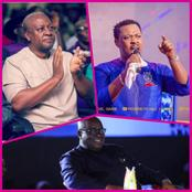 Prophet Nigel Gaisie Praises Akufo-Addo And Mahama For Their Great Leadership