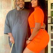 Remember Nollywood Beauty goddes Crystal Okoye