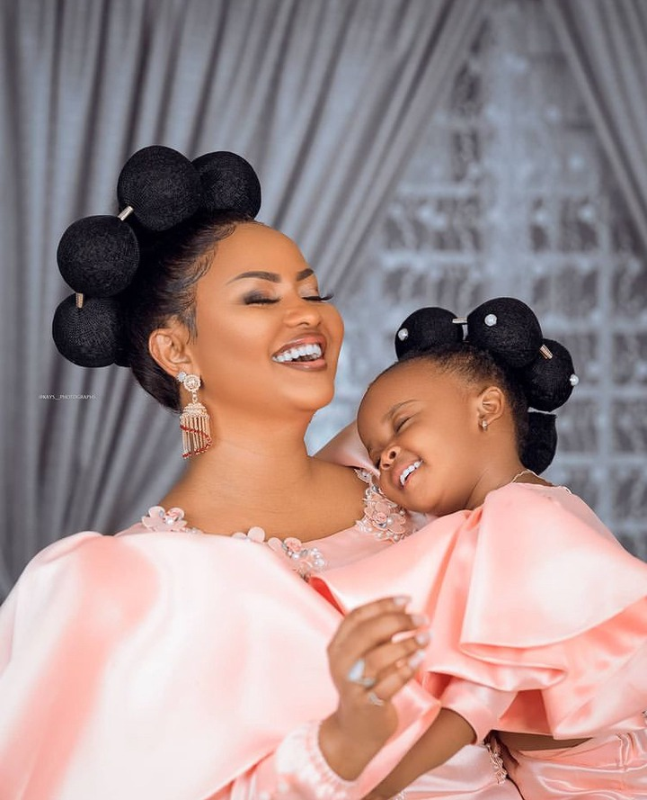 2f5692fe36924301871167773ebe90f1?quality=uhq&resize=720 - Nana Ama Mcbrown Floods Social Media With Lovely Unseen Photos Of Baby Maxin As She Turns Two Years Old