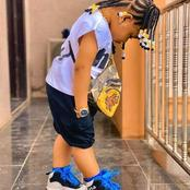 See Pictures Of A 3 Years Old Girl That Dresses Like A Slay Queen