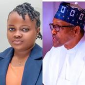 Why can't Buhari address the nation?- Rinu asks