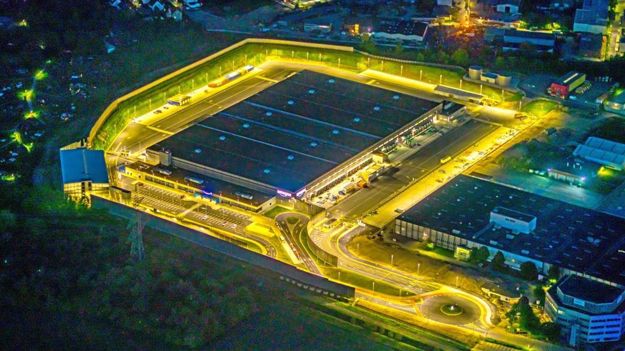 Amazon-Logistiklager in Witten eröffnet im November
