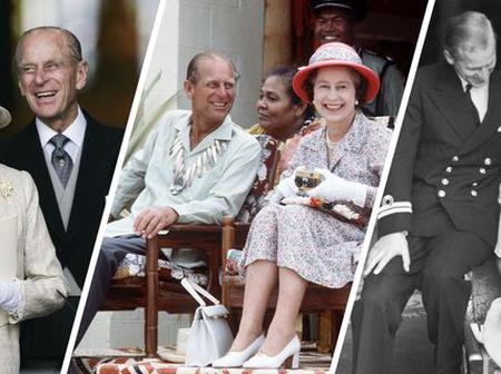 Throwback Photos of Queen Elizabeth sharing love moments With late Prince Philip